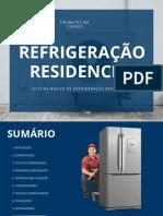 Refrigeração residencial