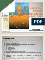 Tema 4. Diagenesis en Rocas Sedimentarias