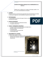 PROCEDIMIENTO DESCARGAS PARCIALES