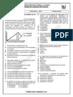 Evaluación Final p1 Septimo
