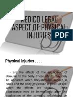 Physical InjuriesRf
