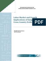 WDR2013 Bp Labor Market and Growth Implication Hovhannisyan (2016!12!11 23-51-45 UTC)