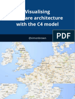 Visualising Software Architecture With the c4 Model Full Day