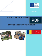 Educație outdoor
