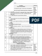 Capstone Documentation Check List