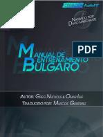 Manual de Entrenamiento Búlgaro