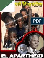 """magazin de historia""""el Apartheid"""""""