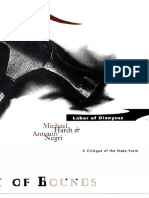 Labor of Dionysus A Critique of the State-Form