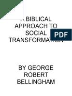 Bellingham Social Transformationbmaster