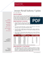 Internet Retail Industry Update 5.10