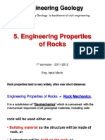rock mechanical properties