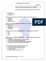 ICDS test1