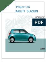 Maruti Suzuki Project Anurag 1