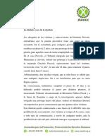 Comunicado Xumek sobre liberación de Graciela Pascual