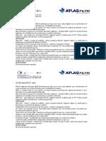 Atlas Filtri- Mag details