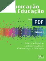 Vol 3 comunicação e educação