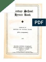 1907 Hymnal