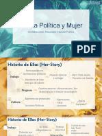 Teoría Política y Mujer