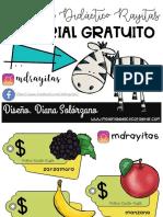 La tiendita . Frutas y Verduras . Precios Editables.pdf