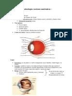 Tema 2. Atención de Enfermería a Pacientes Con Alteraciones Oftalmológicas