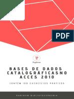Curso de Bases de Dados Catalográficas No ACCESS(1)