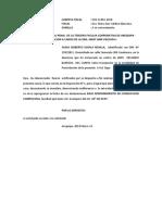 NOTIFICACIÓN 1 - DAVILA