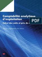 Compta analytique