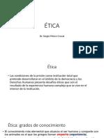 ética 2019 - presentación