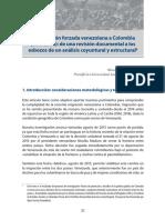 Exodo Venezolano MODULO 1 - 1.1
