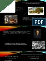La Revolución Industrial y La Aplicación a Las Ciencias Administrativas