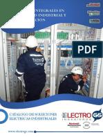 Brochure Electro G&S Ingenieros