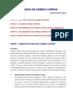 00 - El Proceso de Habeas Corpus