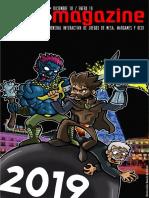 2D6 magazine. Numero 12