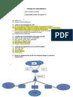Prueba de Conocimiento Asistente de Sistemas(Resuelto