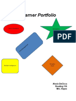 Learner Portfolio