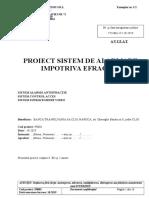 Proiect Securitate