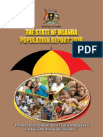 The Uganda State of Population Report 2019