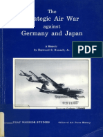 Hansell, The Strategic Air War Against Germany and Japan - A Memoir