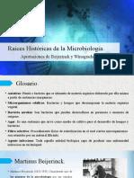Raices Históricas de la Microbiologia.pptx
