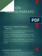 RELACIÓN HUÉSPED PARÁSITO.pptx
