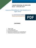 ENCUENTRO MACRO REGIONAL DE DIRECCIÓN PÚBLICA – CHICLAYO 2017
