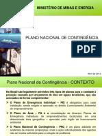 Plano nacional de contingência