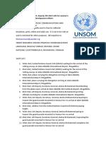On Somalia Visit Deputy UN Chief Calls for Womens Integration in Peace Development Efforts