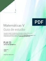 PAON Matematicas v 1