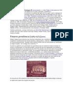 Rafael Caldera Biografia y Primer Gobierno