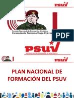 FORMACION PSUV