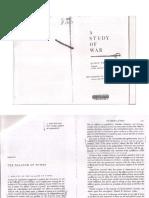 A study of war