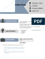 Curriculum_Vitae_Format. Yhon Arrieta