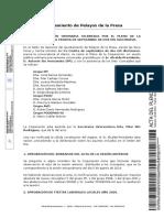 Acta del pleno ordinario celebrado el 30 de septiembre de 2019