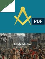 A Maçonaria e a sua Origem com os Pedreiros Analfabetos.pptx
